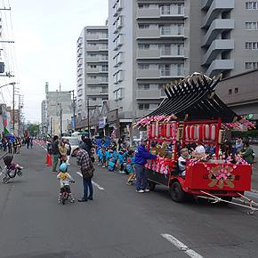 北海道神宮祭