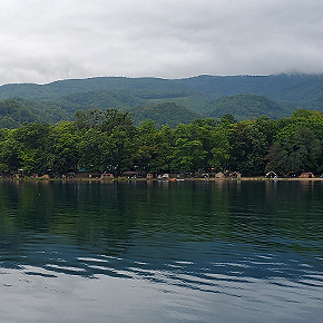 洞爺湖&サウナ